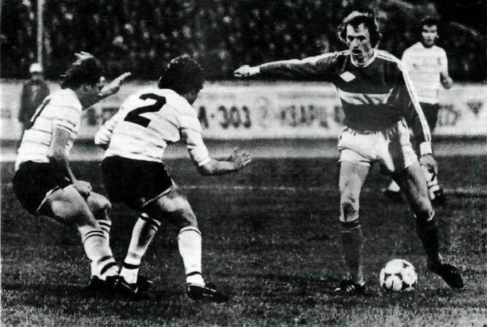Спартак астон вилла 1983 год